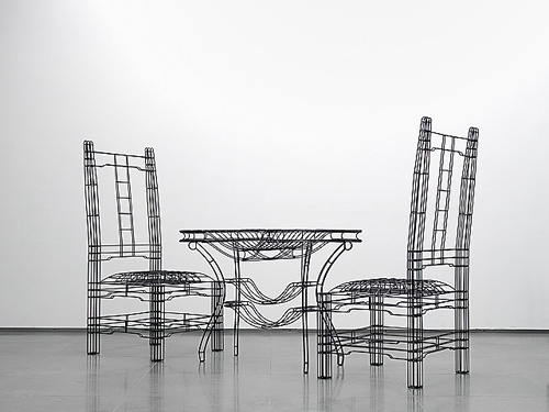 Best Wire Frame Furniture Dise Interior images on Designspiration