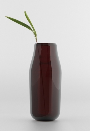 Dezeen » Blog Archive » Natura Jars by Héctor Serrano for La Mediterránea #ceramics #color
