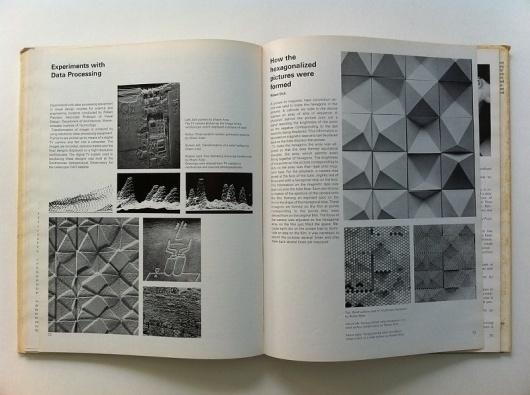 Cybernetic Serendipity (1968/69) | Gridness #layout #desigm #book