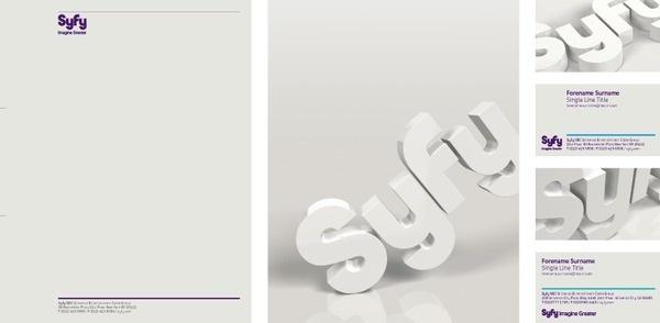 Syfy Proud Creative #stationery