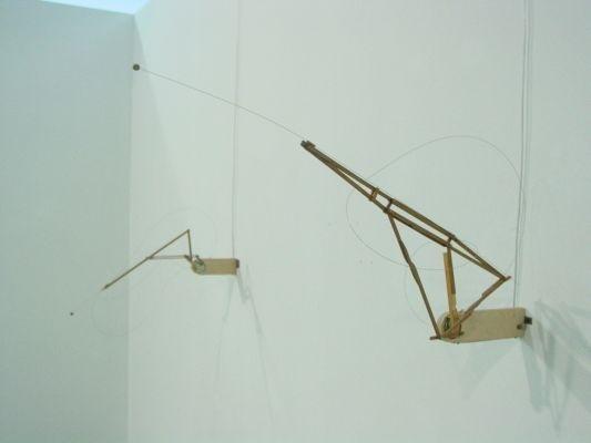 Arabesk # 15/16 - Gijs van Bon #kinetic #art