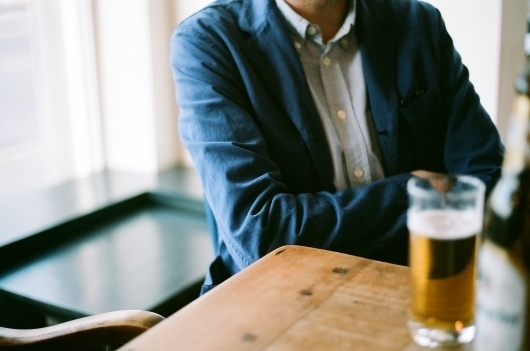 near perfect « the blue hour #beer #shirt #wood #sunlight #fashion #light