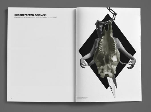 032c by Tom Darracott #tom #design #graphic #darracott