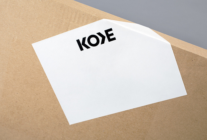 Kode by Bunch and Sebazzo #brand design #sticker