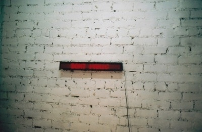 Noah Collin   Graphic Design #brick #installation #sign #collin #photography #wall #noah #electronic