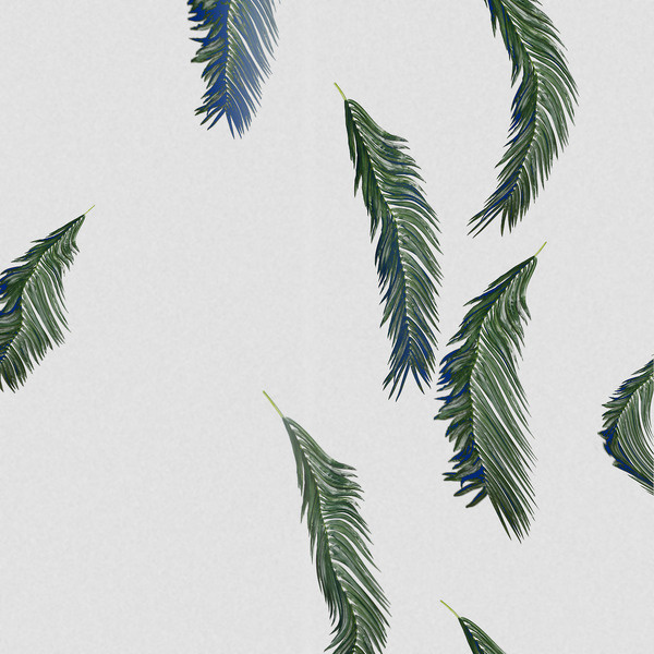 get bored make patterns #tree #palm #pattern #tropical