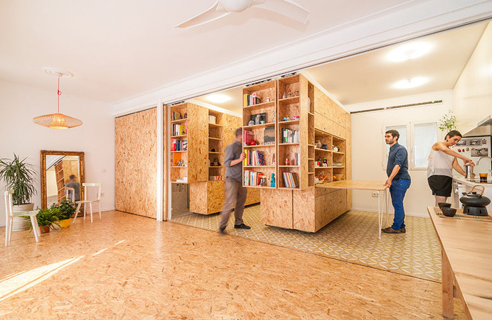 All I OwnHouse by PKMN Architectures - www.homeworlddesign. com (13) #ideas #interior #furniture #solutions