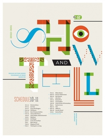 OKBB — It is back to school time for Portland State... #design #graphic #poster #typography