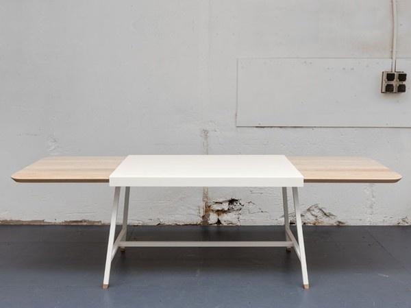 Judd Table by Trust in Design #modern #design #minimalism #minimal #leibal #minimalist