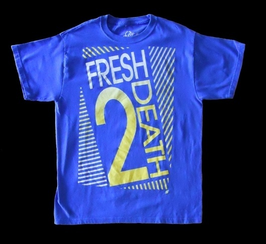 Fresh To Death : TSIF #fashion #shirt