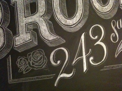 Tumblr #lettering #handdrawn #swashes #typography