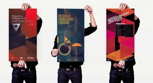 JOSE PALOMERO / PORTFOLIO #abstract #spain #design #graphic #geometric #poster #palomero