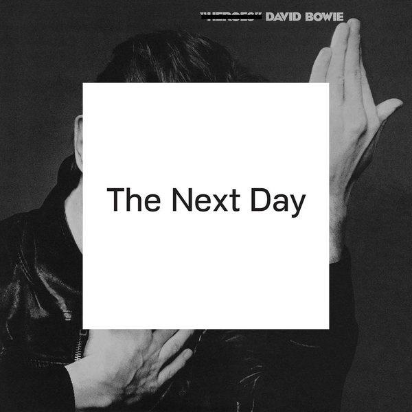 David Bowie's The Next Day #album #conceptual #graphic #layout #bowie