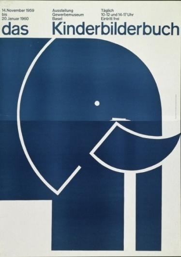 emil ruder. posters « 80 #minimalist #illustration #modernist #elephant