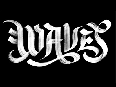 Dribbble - Pitted by Friends of Type #lettering #typography