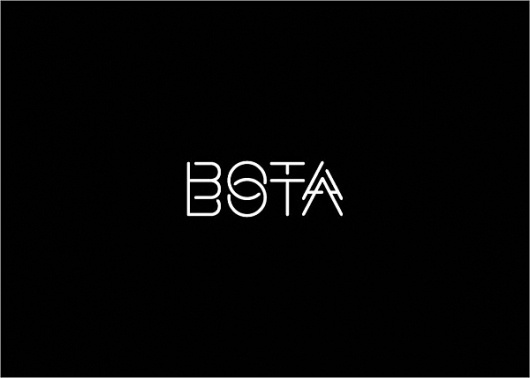 Bota Bota, spa sur l'eau on the Behance Network #branding