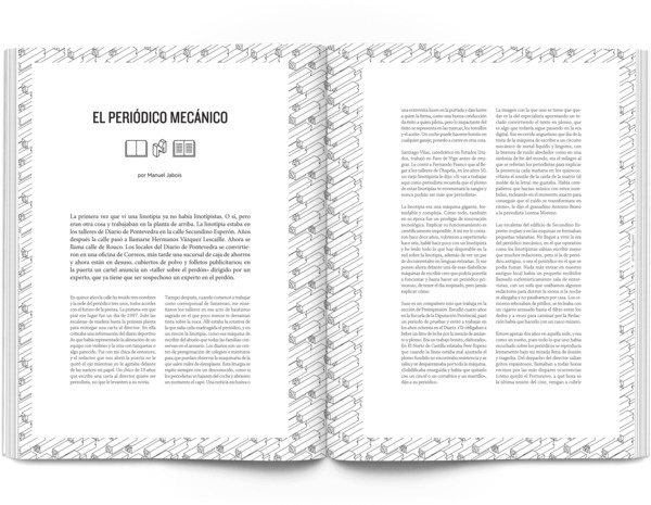 MagSpreads Magazine Design and Editorial Inspiration: Jot Down Contemporary culture mag #spread #layout #magazine