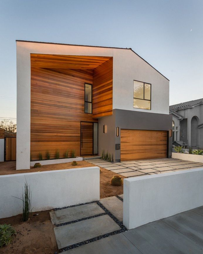 Admiral House in Los Angeles Featuring Contemporary Design and a Zen-like Aesthetic 1