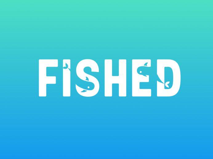 Fished Marks – Ying yang style by Ruben Babu