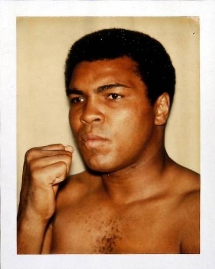 this isn't happiness.™ #portrait #boxer #muhammad #ali