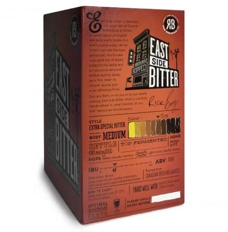 R&B Brewing #packaging #beer #label #bottle