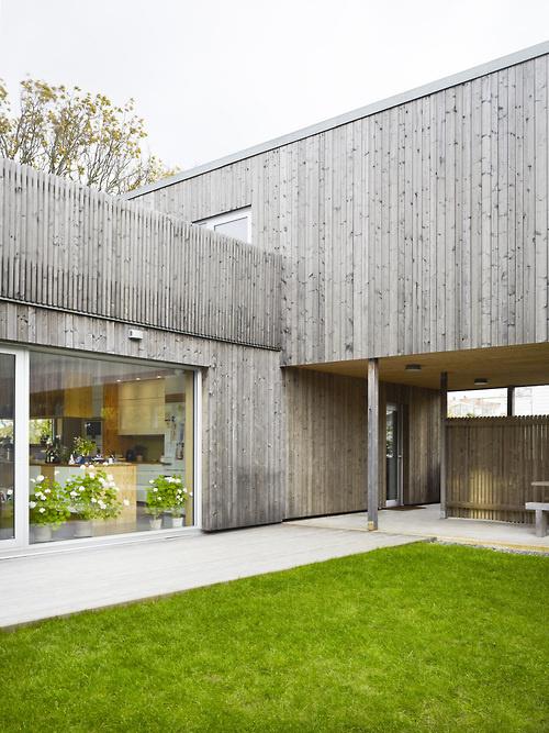 Architecture(Wood House / UNIT Arkitektur AB, viaaros) #architecture