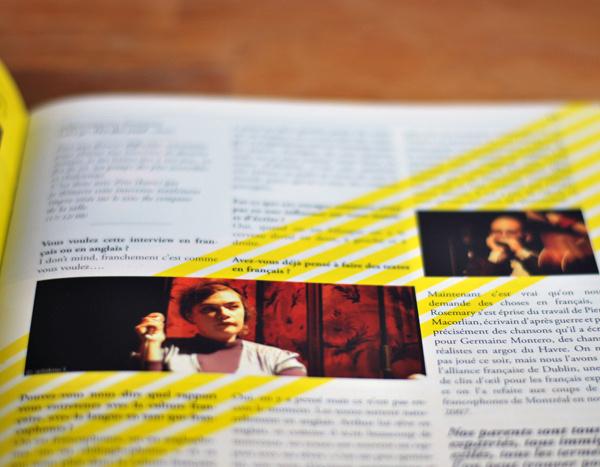 Graphicwand - Studio #rock #magazine