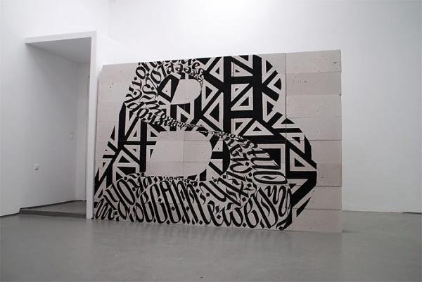 Blaqk #graffiti #type #text #art