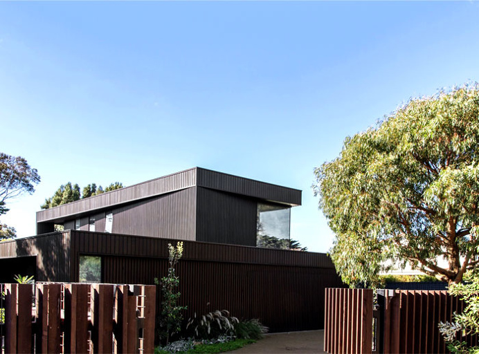 Bass Street Residence by B.E Architecture - #architecture, #house, #home, home, architecture