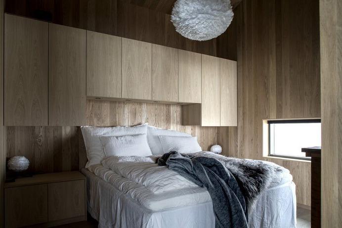 weathered mountain top, bedroom, Arkitektværelset As