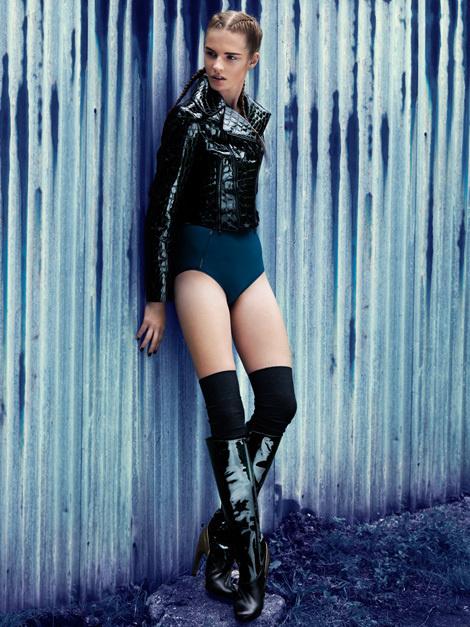 Maria Eriksson for Zwierciadlo #model #girl #photo #photography #fashion