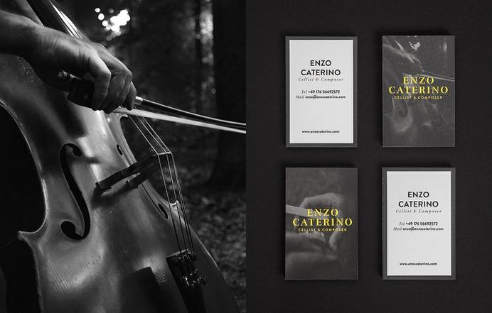 Enzo Caterino Branding on Behance