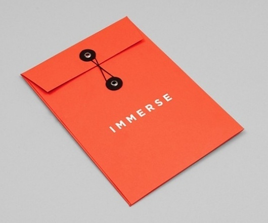 Immerse | Lovely Stationery