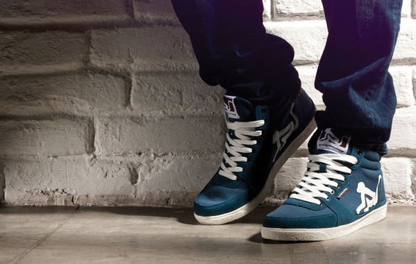 Drunknmunky SS12 Campaign #urban #shoes #giada #wally #sneakers #drunknmunky #footwear