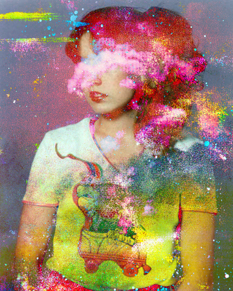 Tchmo | PICDIT #design #color #artwork #digital #painting #art