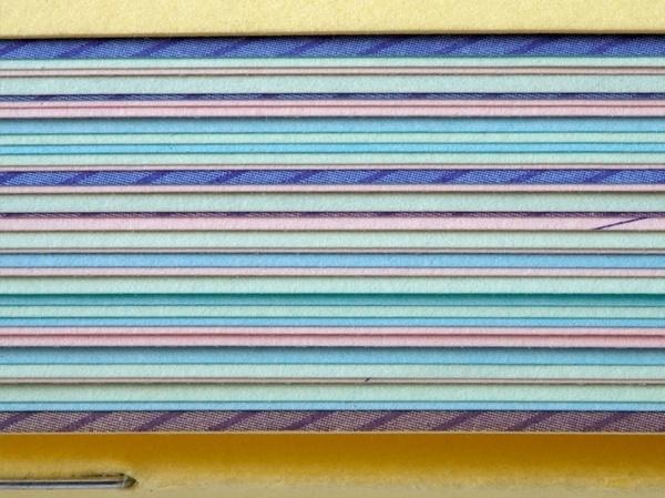 Verbo 2010 #stock #colour #paper