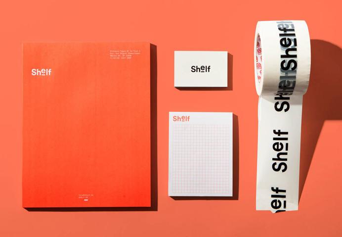 Shelf on Behance
