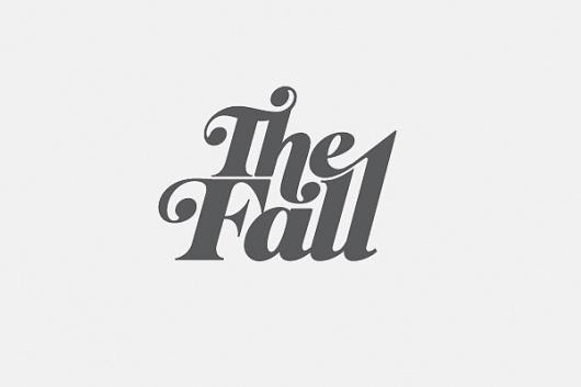 thefall.jpg (JPEG Image, 600x400 pixels) #logo #design #typography