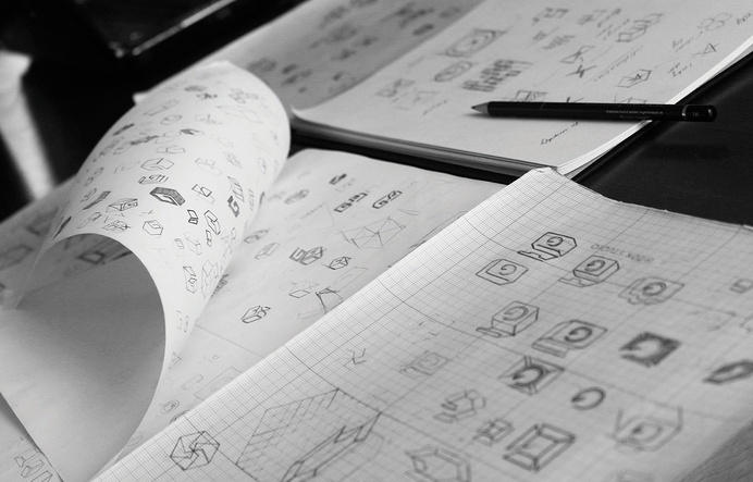 How to proceed with sketching of logo design