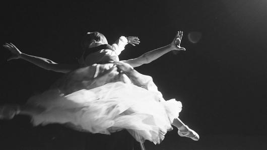 Platonic Love Dance - NOWNESS #blur #blackwhite #dance