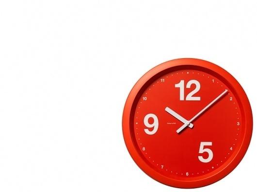 BVD Packaging design Askul #numbers #type #clock
