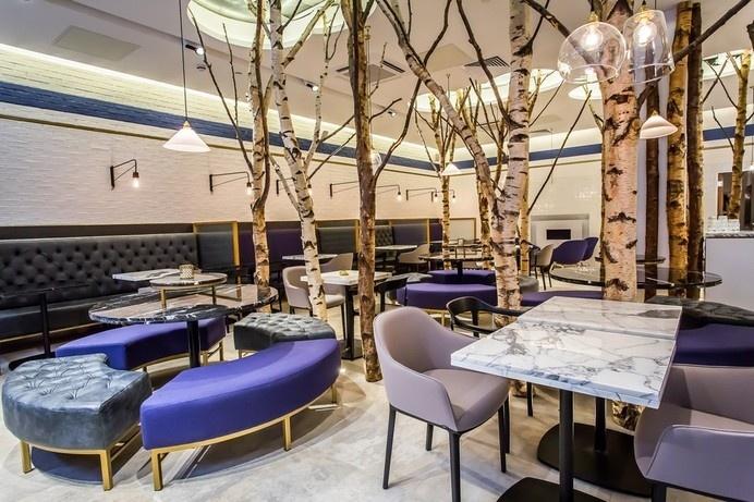 Ethos a refined vegetarian restaurant for meat and non-meat eaters - www.homeworlddesign. com (1) #interior #london #design #restaurant