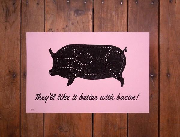 Human Shaped Robot #pig #bacon #human shaped robot