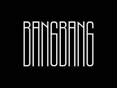 BANGBANG's Photos - Profile pictures #white #black #and #logo #typography
