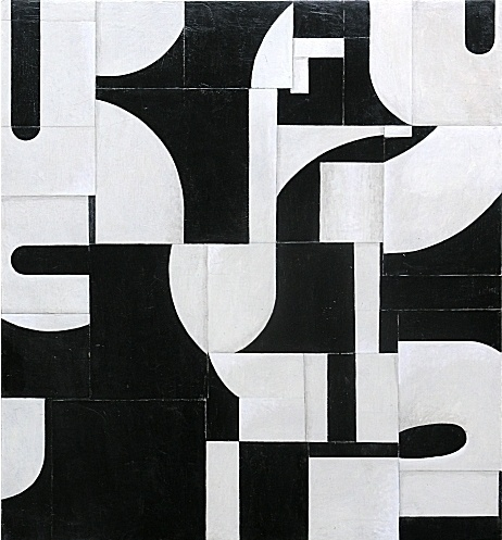 Cecil Touchon's Typographic Abstractions | Trendland: Fashion Blog & Trend Magazine #collage #art #typography