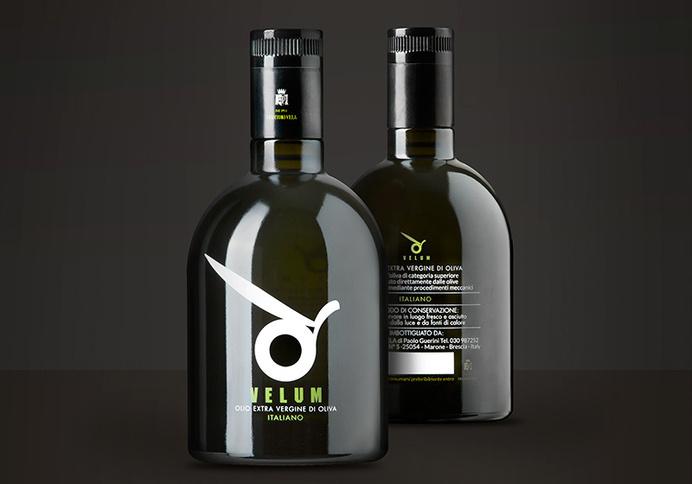 Extra virgin olive oil #beverage #bottle #packaging #design #olive #food #extra #label #screen #natural #printing #pack #italy #virgin #oil