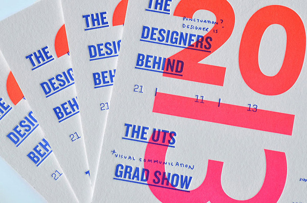 Description #print #layout #letterpress #typography