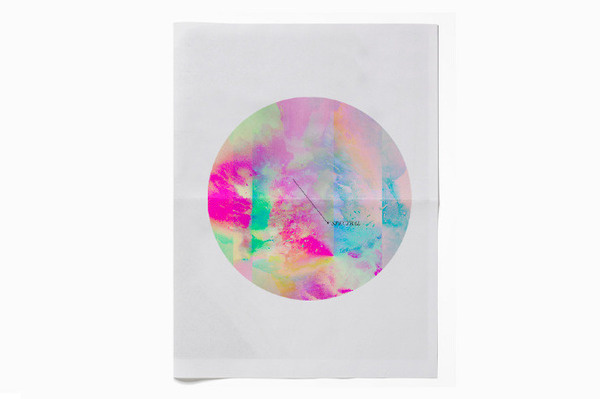 SPECTRAL PAPER Leif Podhajsky #circle #colorful