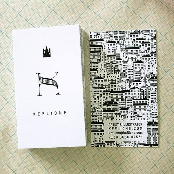 Business Card #crown #business #card #houses #logo #cards #typography
