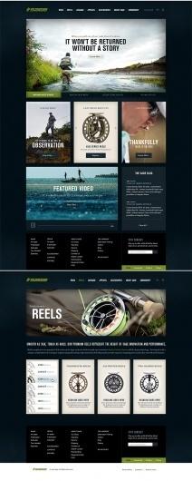 Brian Brooks | Design & Art Direction | KY » OR » MN #website #grid #layout #design